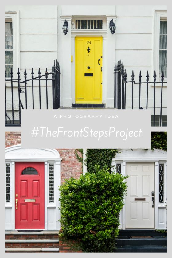 #TheFrontStepsProject | A Photography Idea