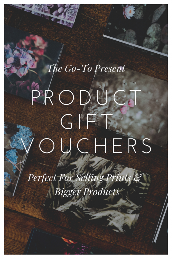 Product Gift Vouchers | The Go-To Present
