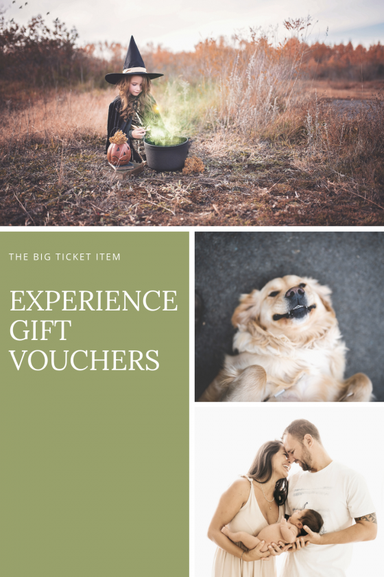 Experience Gift Vouchers | The Big Ticket Item
