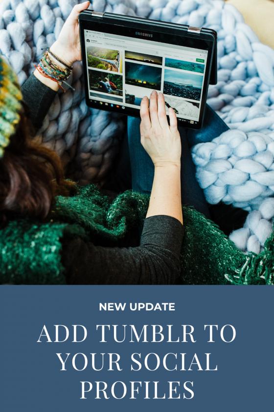 Tumblr Update!